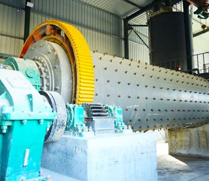 300000-m3-aac-block-plant-ball-mill