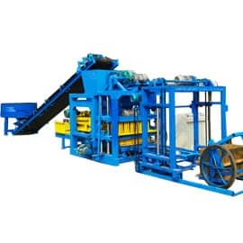 Automatic-Cinder-Block-Machine