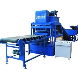 Clay-Hydraulic-Brick-Making-Machine