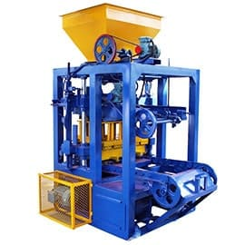 Concrete-Small-Brick-Making-Machine