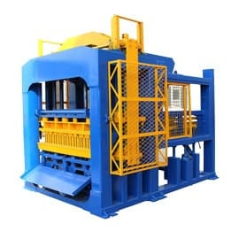 FLY-Ash-Stationary-Block-Making-Machine