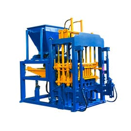 Hollow-Concrete-Block-Making-Machine