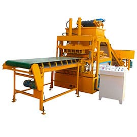Hydraulic-Clay-Brick-Making-Machine