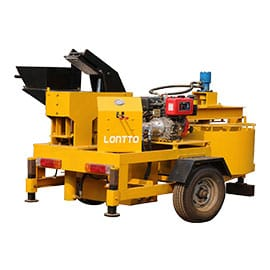 Mobile-Clay-Brick-Making-Machine