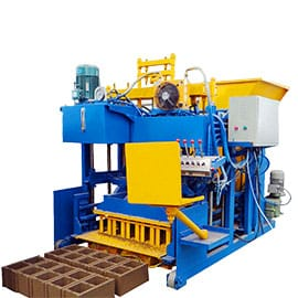 Mobile-Hydraulic-Brick-Making-Machine