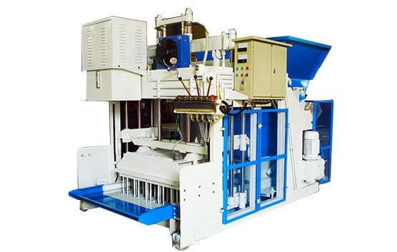 QMY18A-Hydraulic-Brick-Making-Machine