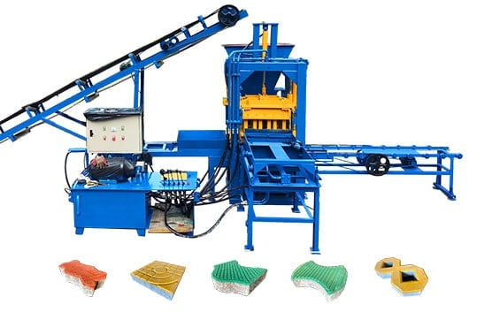 Paver Block Machine Manufacturer & Supplier in China