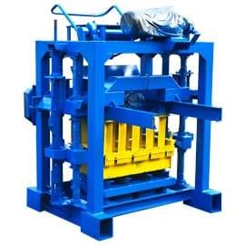 Small-Brick-Moulding-Machine