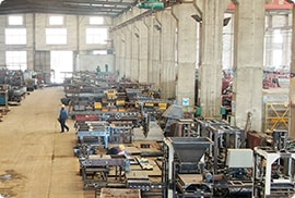 brick making machine factory