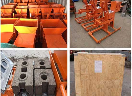 2-40_Manual-Clay-Brick-Machine-packing-and-delivery