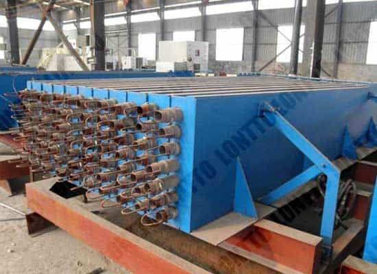 Horizontal-type-wall-panel-machine