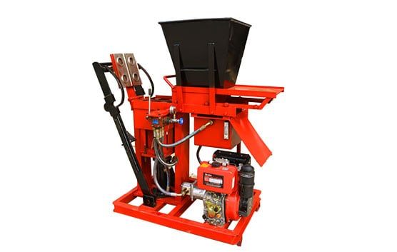 interlocking soil brick machine in kenya