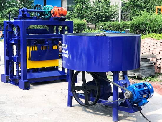 LMT4-40-BRICK-MACHINE-and-Concrete-Mixer