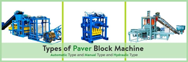 Paver-block-machine