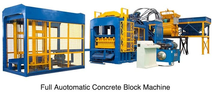 automatic-concrete-block-machine