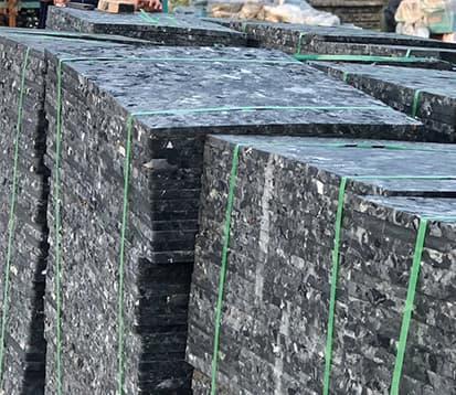 GMT pallet for concrete blocks