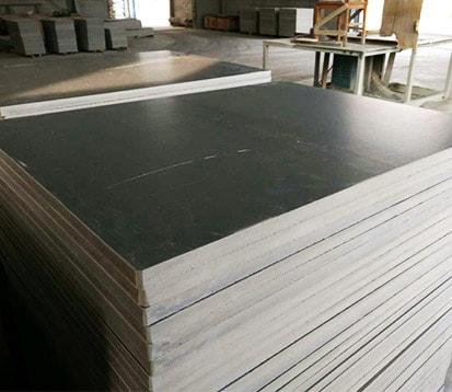 PVC concrete blocks pallet