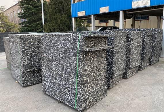 concrete block pallet factory