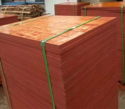 wood pallet for blocks
