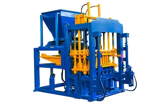 Hydraulic Brick Moulding machine in botswana