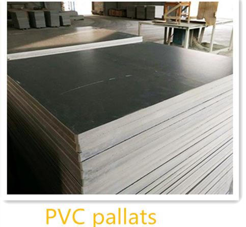 PVC pallats