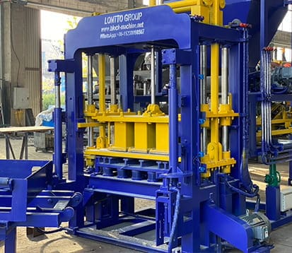 QT4-15 Block machine in USA