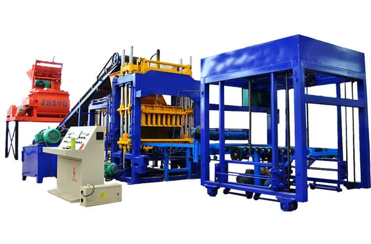 block making machine lontto