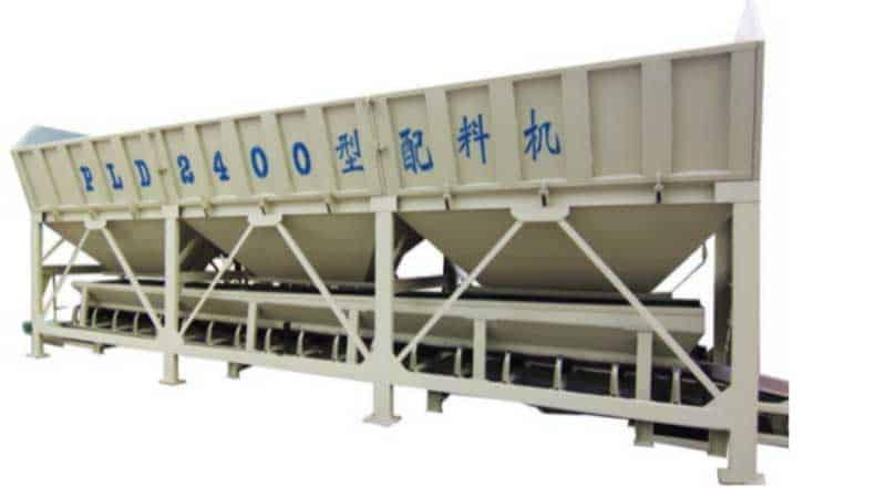 aggregate-Batching-plant