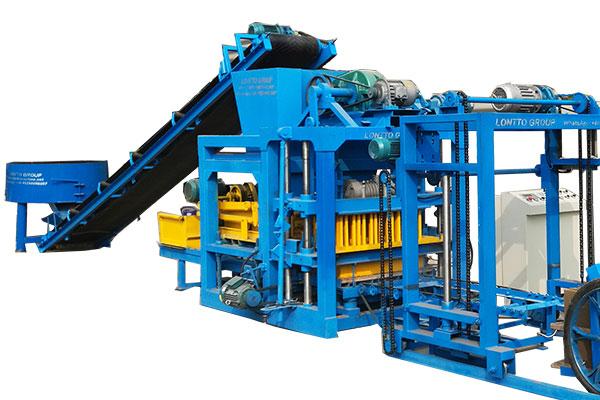 automatic concrete block machine in south africa