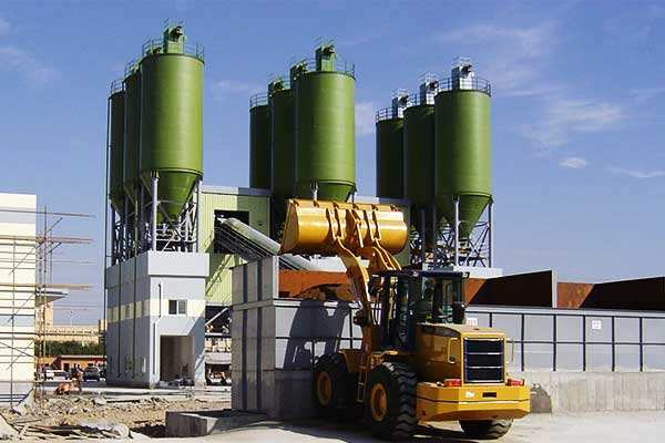 batching plant from lontto