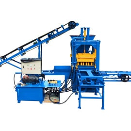 Cinder-Interlocking-Brick-Making-machines Jamaica