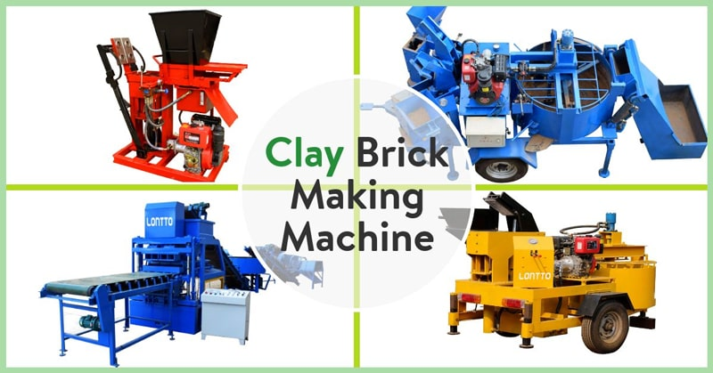 clay brick making machine sale in Bangladesh