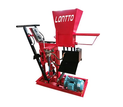 ECO BRAVA Clay Brick Making Machine in Pakistan