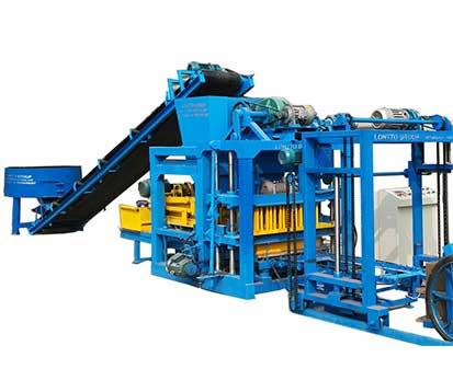 QT4-25c Automatic Concrete Block Plant