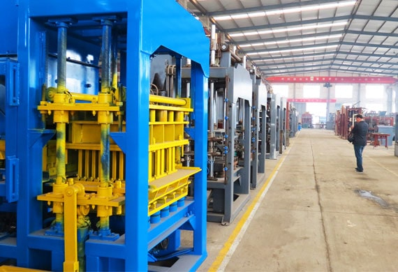 brick making machine manufacturer in pakistan