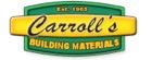 Carroll's Building Materials