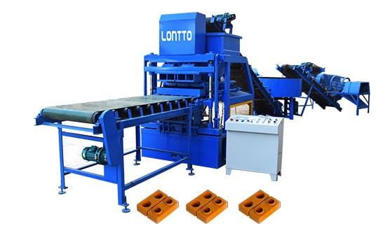 Clay brick making machine price