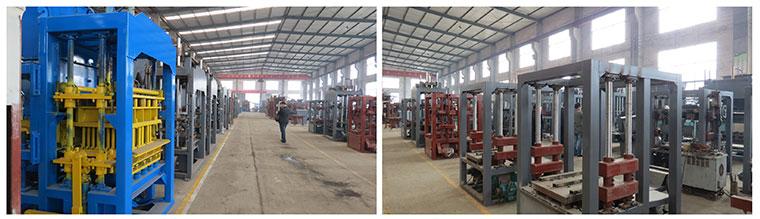 choose lontto automatic concrete block machine