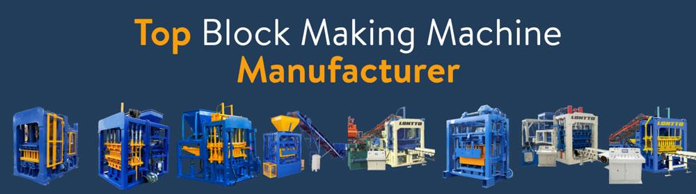 lontto block making machine price