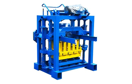 simple block making machine for sale