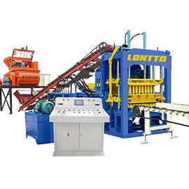 Automatic-Hydraulic-Brick-Making-Machine