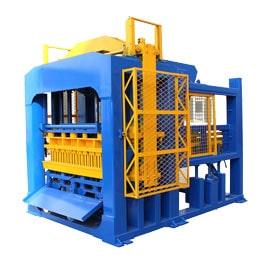 FLY-Ash-Hydraulic-Brick-Making-Machine