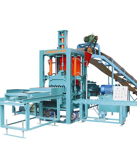 hydraulic concrete paver block machine qt3-20
