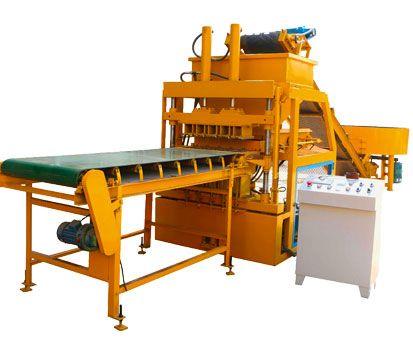 LT5-10 Automatic Mud Brick Making Machine